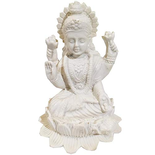 Salvus App Solutions Marble Goddess Maa Devi Lakshmi Statue/Laxmi Idol for Home| Office| Car| Puja Ghar (4 Inches) https://www.amazon.in/Salvus-App-Solutions-Goddess-Lakshmi/dp/B07T1RG5NT - A beautifully Carved sculpted in Marbal Dust. Place it in your living room and get praised for your exclusive choice. Laxmi, is the Hindu goddess of wealth, fortune and prosperity. This well finished Laxmi ji is a great option for decoration on a festival, placing in worship area or gifting on various auspicious occasions. The Idol is made with High quality which makes this a great gift idea for house warming's and festivals. #MarbleLakshmiStatue